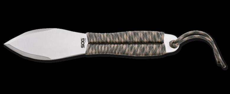 מבחר סכיני הטלה