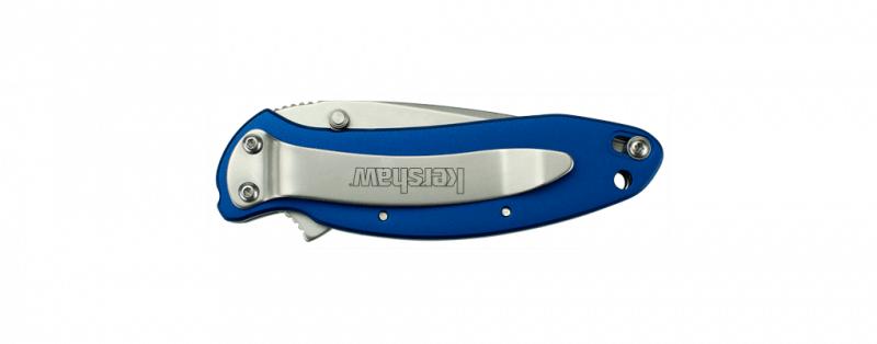 Kershaw Scallion Navy Blue