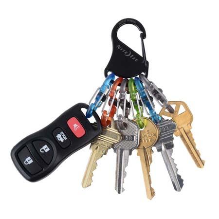 Nite IZe KeyRack Locker 12