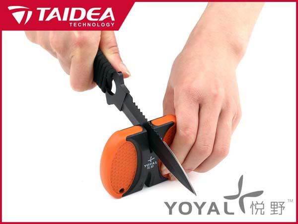 Outdoor mini knife sharpener T1301TC 3