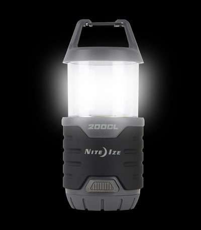 NIte Ize Radiant 200 Collapsible Lantern Flashlight Lantern