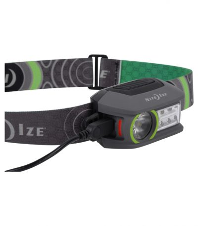 NIte Ize Radinat 250 Rechargeable Headlamp Charge