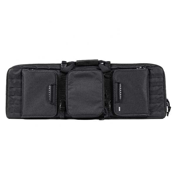 3 Gun Case Black