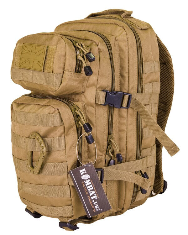 SMALL ASSAULT PACK 28 COYOTE