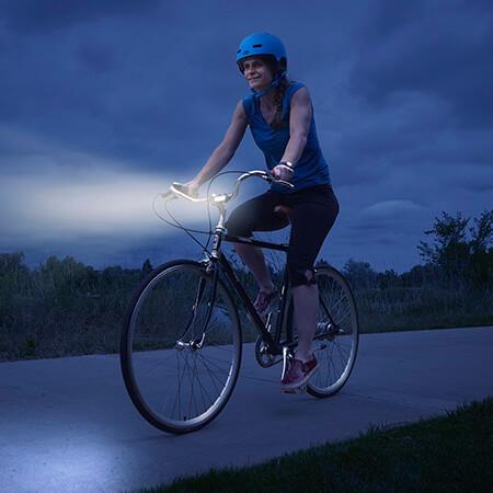 פנס אופניים